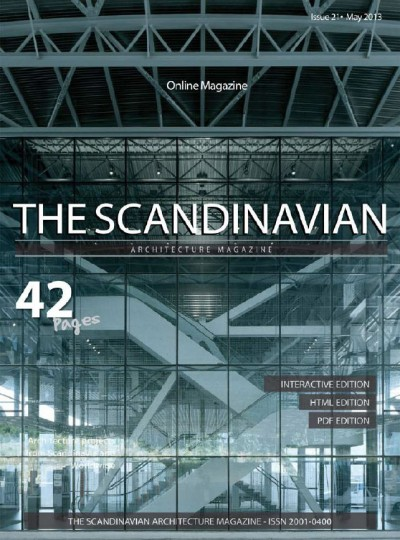The Scandinavian – Architecture Magazine – maggio 2013