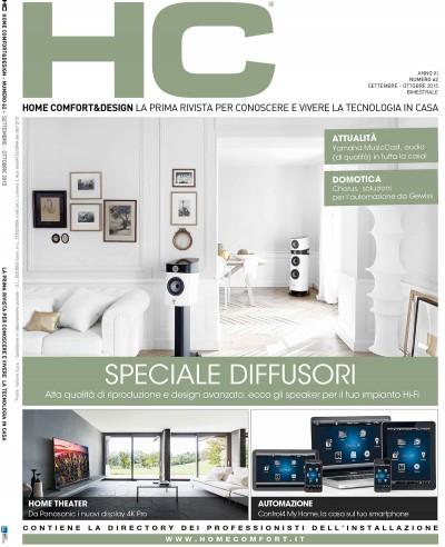 HC – Home Comfort & Design: La domotica diventa soft … – sett/ott. 2015
